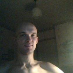 Молодой человек, спортивного телосложения, Москва